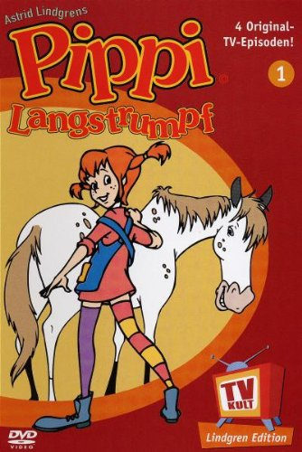 Pippi Langstrumpf Vol. 1 (animation) -- via Amazon Partnerprogramm