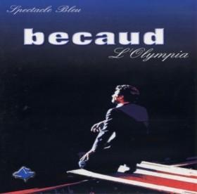 Gilbert Becaud - L'Olympia: Spectacle Bleu