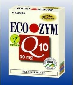 Espara Eco-Zym Q10 30mg Kapseln, 60 Stück