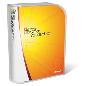 Microsoft: Office 2007 standard, Update (German) (PC) (021-07672)
