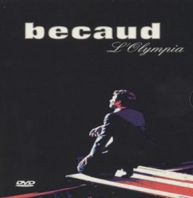 Gilbert Becaud - L'Olympia: Spectacle Rouge