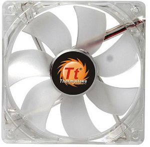 Thermaltake Thunderblade red 120x120x25mm, 1800rpm, 118.6m³/h, 31.7dB(A) (AF0030)