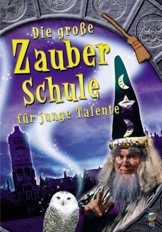 Die Zauberschule -- via Amazon Partnerprogramm