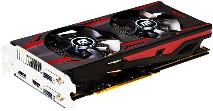 PowerColor Radeon R9 270X PCS+, 2GB GDDR5, 2x DVI, HDMI, DisplayPort (AXR9 270X 2GBD5-PPDHE)