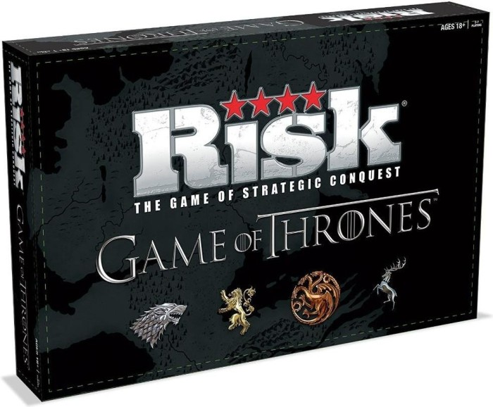 Risiko Game Of Thrones Deluxe Edition Englisch Ab 6799 2019