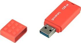goodram UME3 orange 128GB, USB-A 3.0 (UME3-1280O0R11)
