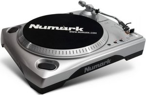 Numark ttUSB USB-Turntable silver
