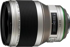 Pentax HD DFA* 85mm 1.4 ED SDM AW silber (23550)