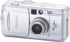 Canon PowerShot S30 (various Bundles)
