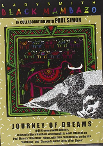 Ladysmith Black Mambazo - Journey of Dreams -- via Amazon Partnerprogramm