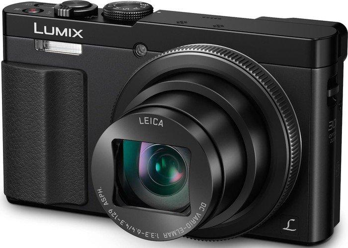 Panasonic Lumix DMC-TZ71 black
