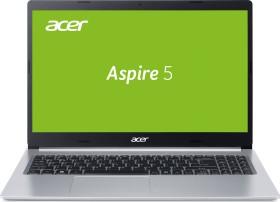 Acer Aspire 5 A515-54G-55JG silber, Core i5-10210U, 8GB RAM, 1TB SSD, GeForce MX250, DE (NX.HNGEG.005)