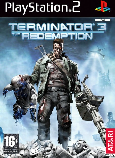 Terminator 3 - The Redemption (deutsch) (PS2) -- via Amazon Partnerprogramm