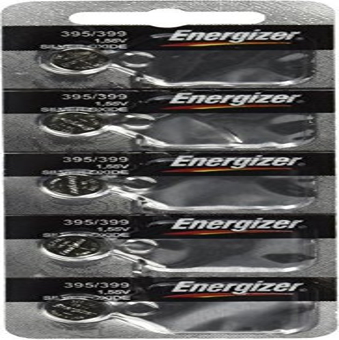 2 x Energizer D399 BATTERIE KNOPFZELLE BATTERIEN V395 UHRENBATTERIE 395MD
