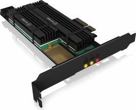 RaidSonic Icy Box IB-PCI215M2-HSL (60406)