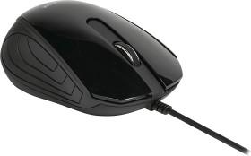 Sweex MI1180 Desktop Mouse Tokyo schwarz, USB (NPMI1180-00)