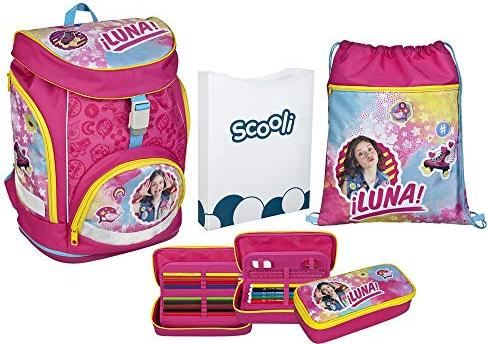 81fa7d12f0e99 scooli Twixter UP Soy Luna School Bags set 4-piece. starting from ...