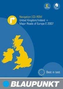 Blaupunkt TravelPilot E UK/Irland 2007