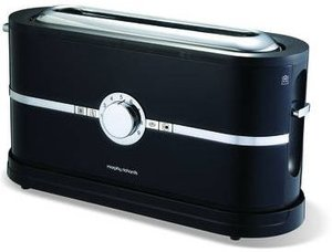 Morphy Richards Glen Dimplex Latitude long slot toaster (44238)
