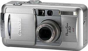 Canon PowerShot S50 (various bundles)