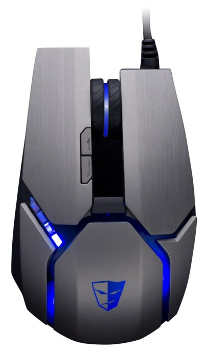 Tesoro Gandiva H1L Laser Gaming Mouse, USB -- via Amazon Partnerprogramm