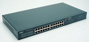 SMC EZ Switch 10/100 SMCEZ1026DT, 24-Port
