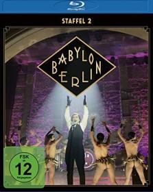 Babylon Berlin Season 2 (Blu-ray)