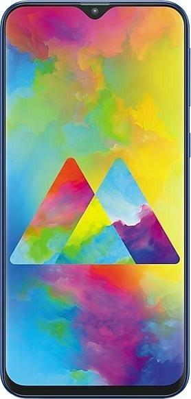 Samsung Galaxy M20 Duos M205FN/DS 64GB blau