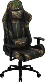 Thunder X3 BC3 CAMO Gamingstuhl Military, camouflage/braun-grün