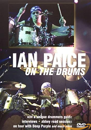 Ian Paice - On the Drums -- via Amazon Partnerprogramm