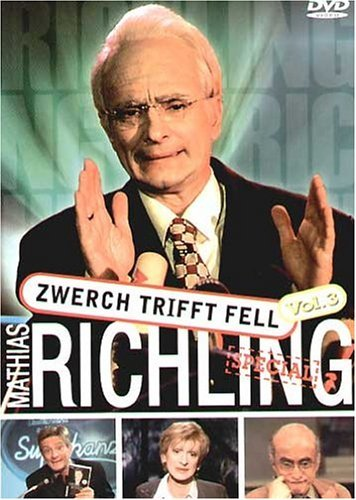 Mathias Richling - Zwerch trifft Fell Vol. 3 -- via Amazon Partnerprogramm