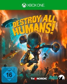 Destroy all Humans! - Crypto-137 Edition (Xbox One)