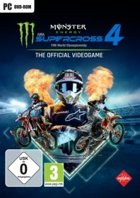 Monster Energy Supercross 4: The Official Videogame (PC)