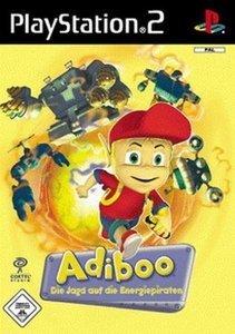Adiboo: Die Jagd auf die Energiepiraten (deutsch) (PS2)