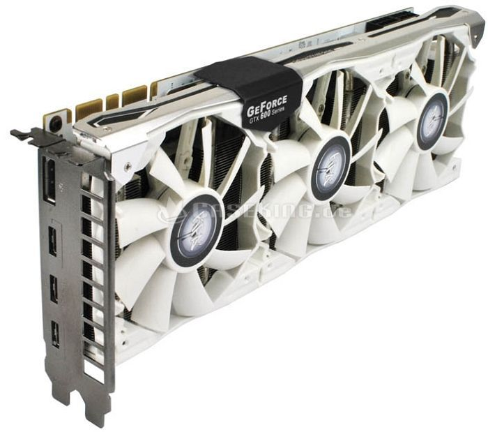 KFA² GeForce GTX 680 LTD OC V4, 2GB GDDR5, 3x Mini HDMI, DisplayPort (68NPH6DT7XNZ) -- © caseking.de