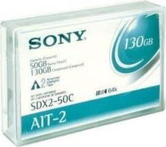 Sony SDX2-50C AIT-2 Cartridge 130GB/50GB -- via Amazon Partnerprogramm