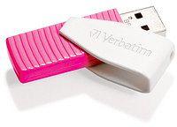 Verbatim Store 'n' Go Swivel pink 16GB, USB-A 2.0 (49813)