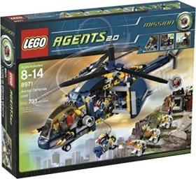 LEGO Agents 2.0 - Bedrohung durch Kommandant Magma (8971)