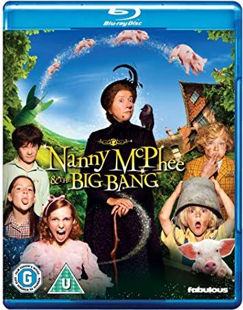 Nanny McPhee And The Big Bang (Blu-ray) (UK) -- via Amazon Partnerprogramm