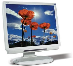 "Acer Office Line AL2021m, 20.1"", 1600x1200, VGA, DVI, Audio (ET.L0607.014)"