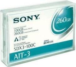 Sony SDX3-100C AIT-3 cartridge 260GB/100GB -- via Amazon Partnerprogramm
