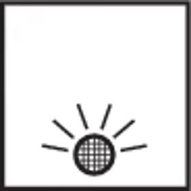 Berker Integro FLOW Kontroll-Ausschalter 2-polig 12V, anthrazit matt (937622535)