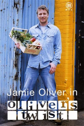 Jamie Oliver - Oliver's Twist Vol. 1 -- via Amazon Partnerprogramm