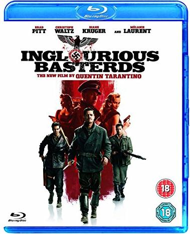 Inglourious Basterds (Blu-ray) (UK) -- via Amazon Partnerprogramm