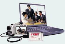 Dazzle* Fast DV.go! Notebook Edition inkl. PCMCIA FireWire Karte (902927)