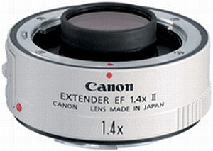 Canon EF extender 1.4x II (6845A003/6845A010)