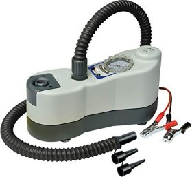 Bravo BTP 12V Elektropumpe automatische Abschaltung bei eingestelltem Luftdruck