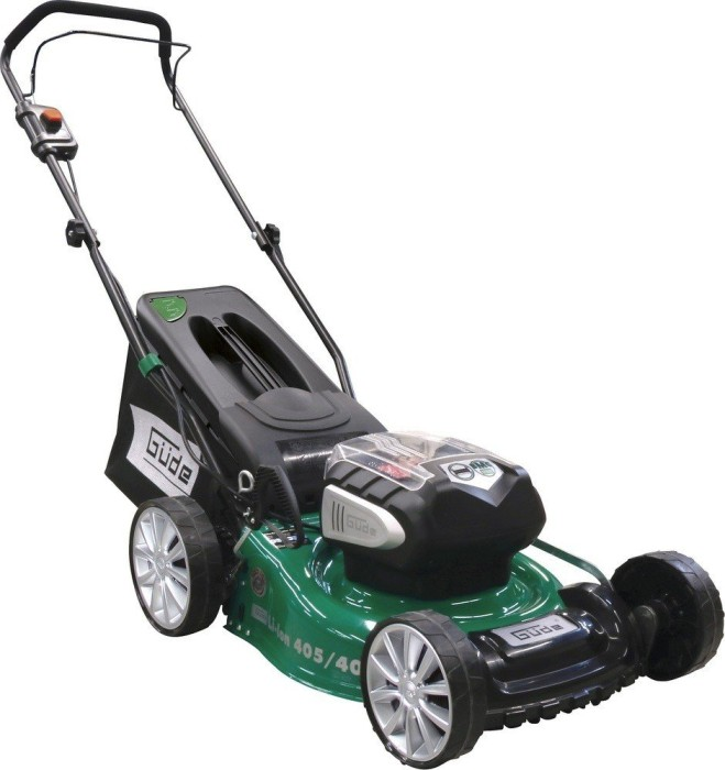 Güde 405/40-2.5S cordless lawn mower incl. rechargeable battery 2.5Ah (95879)
