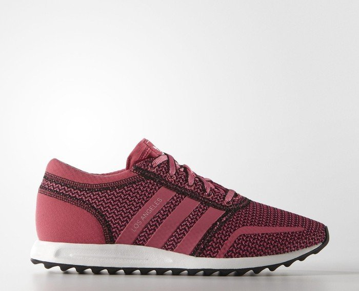 adidas Los Angeles lush pink/white (Damen) (S78919)