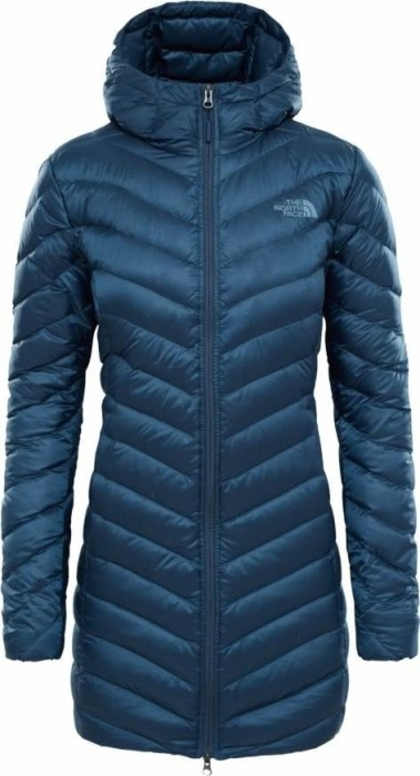 13edf24c4 The North Face Trevail parka ink blue (ladies) (3BRK-40Q)